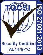 TQCSI – ISO 27001