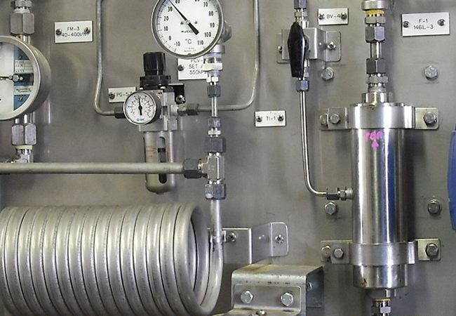 Factory instrumentation