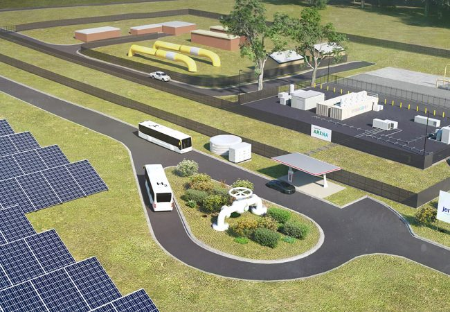 Western Sydney Green Gas Project concept