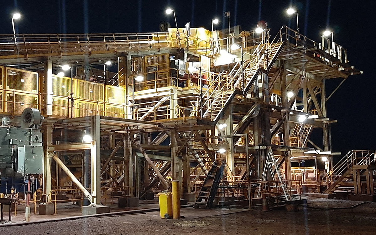 Carrapateena Copper/Gold mine