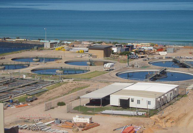 Christies Beach Water Treatment Plant