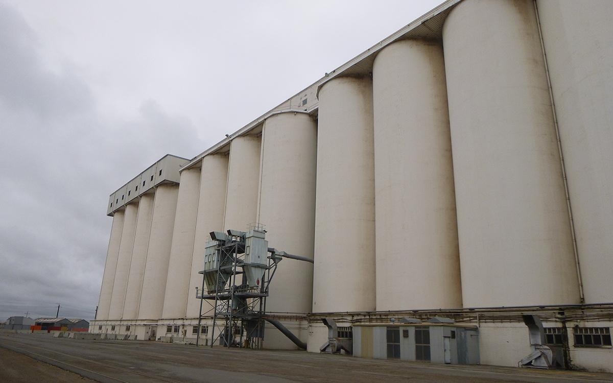 Ardrossan Bulk Loading Plant