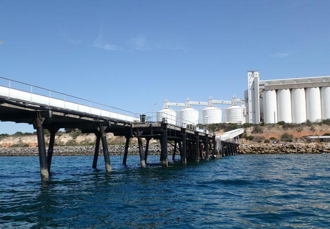 Port Giles Bulk Loading Plant