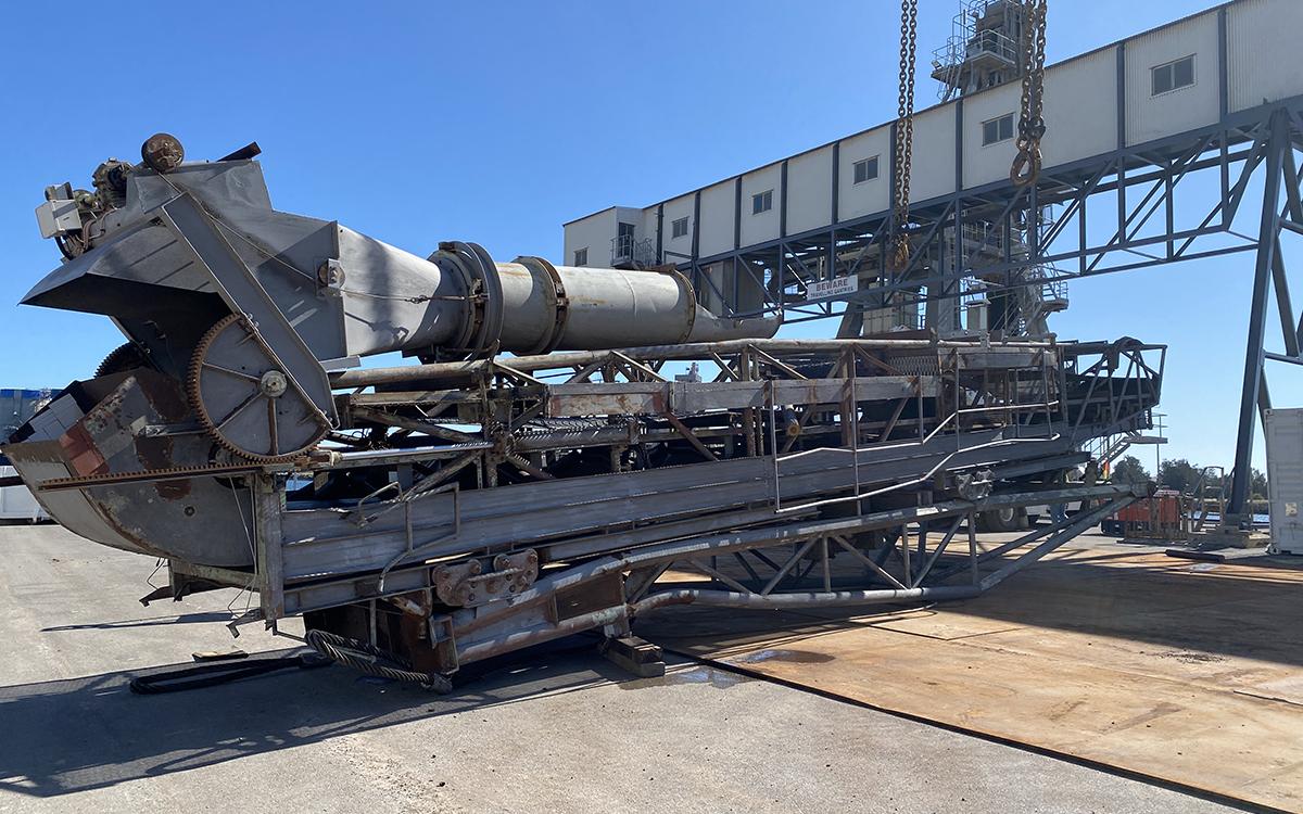 Shiploader Structural Assessment